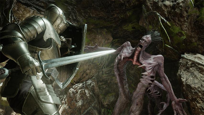 Deep Down'dan harika ekran görüntüleri yayınlandı