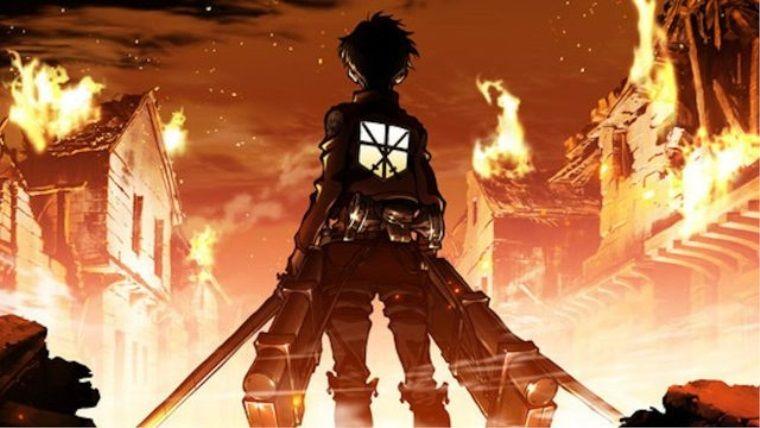 Attack on Titan'ın mobil oyunu duyuruldu