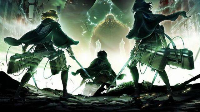 Attack on Titan'dan 2.sezon videosu geldi