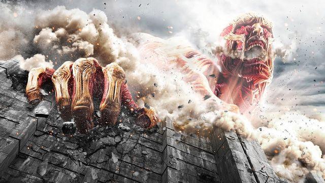 Attack on Titan'ın Hollywood versiyonu geliyor!