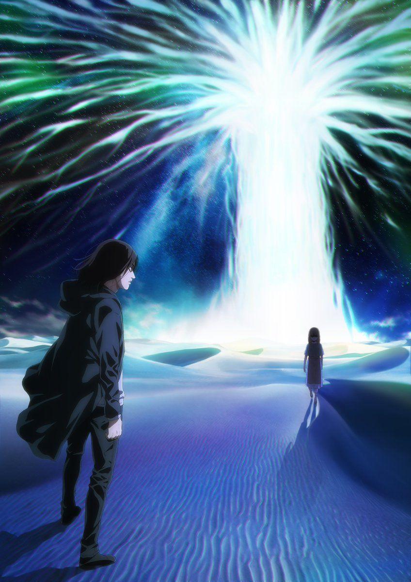 Attack on Titan Final Season Part 2 için bir görsel yayınlandı