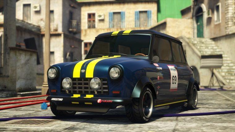 GTA: Online'a yeni bir araç ve Italyan İşi oyun modu getirildi