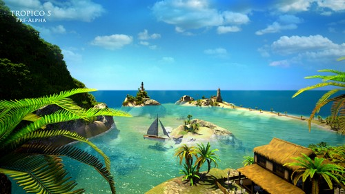 Tropico 5'ten ilk ekran görüntüleri!