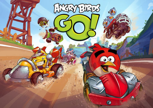 Angry Birds Go (Mobil İnceleme)