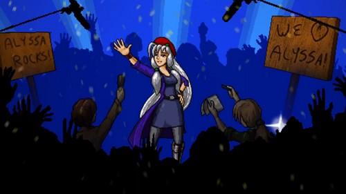 Cosmic Star Heroine Kickstarter hedefine ulaştı
