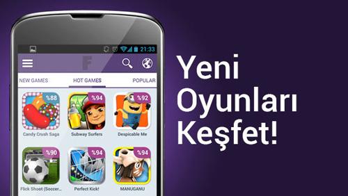Android'in en iyi oyunları bu serviste!