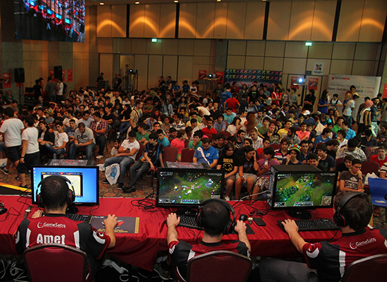 Gamex 2013'e rekor katılım