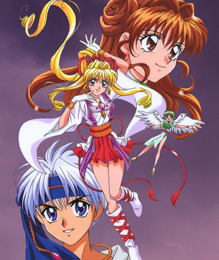 Anime Manga 62 Kamikaze Kaitou Jeanne