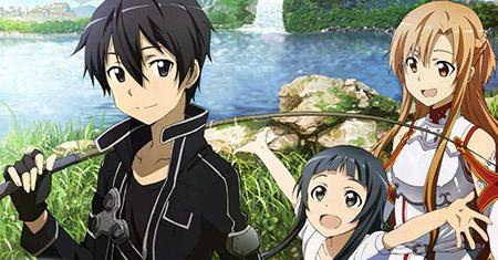 Anime ve Manga #47 Sword Art Online