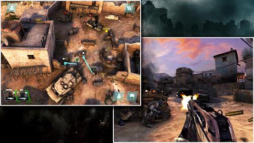 Call of Duty: Strike Team'i oynamadan görmek isteyenler için
