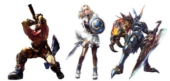 Soul Calibur kadrosuna yeni karakterler ekledi