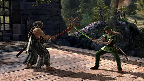 F2P dövüş oyunumuzdan son görüntüler