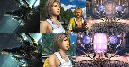 Final Fantasy X | X-2 HD Remaster kendini gösterdi