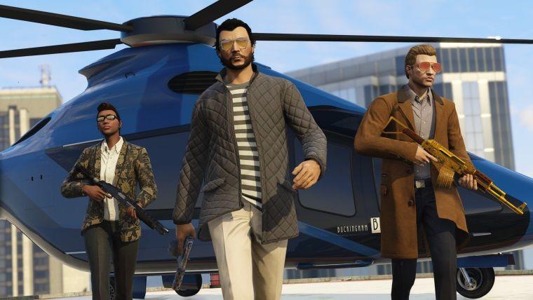 GTA Online'a yeni içerikler ve yeni görevler geldi