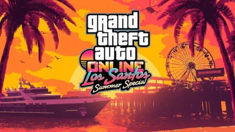 GTA Online için büyük bir güncelleme yayınlandı