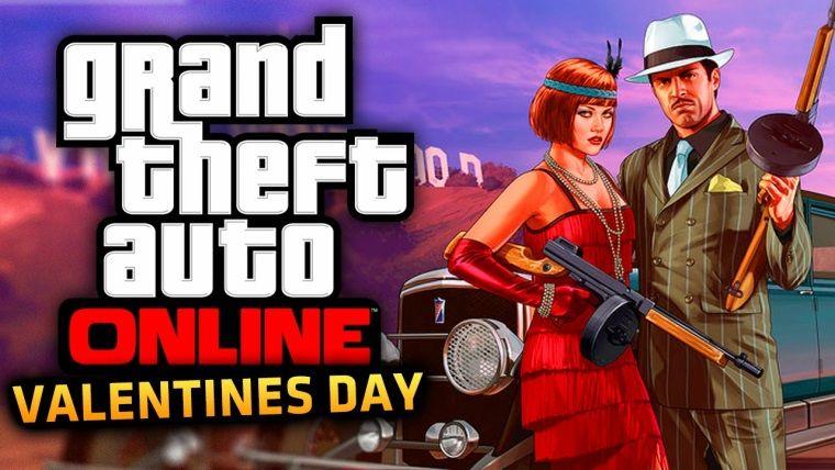 Grand Theft Auto Online'a sevgililer günü indirimleri geldi