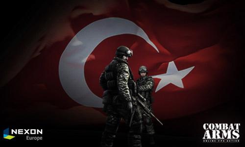 Combat Arms yarın Türkçe istemcisini devreye alıyor