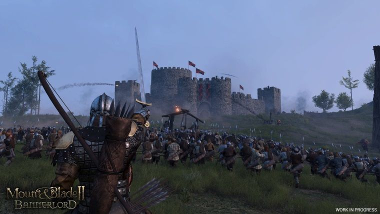 Mount & Blade 2: Bannerlord için yeni teknik detaylar açıklandı