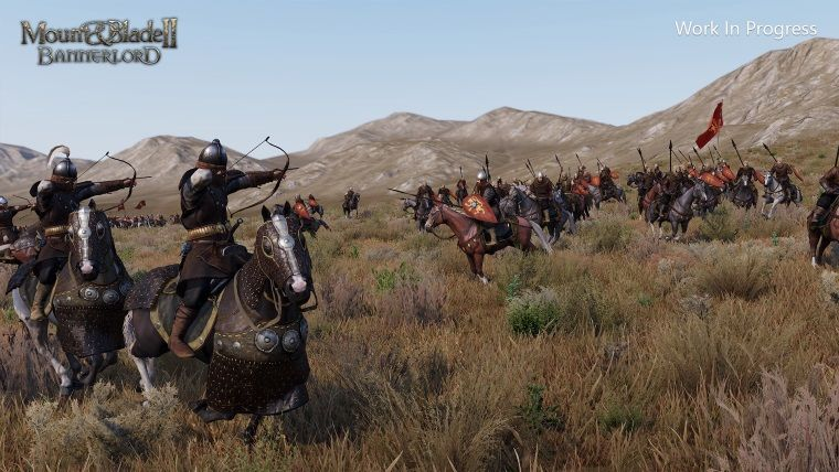 M&B II: Bannerlord hikaye demosu, Gamescom 2018'de oynanabilecek