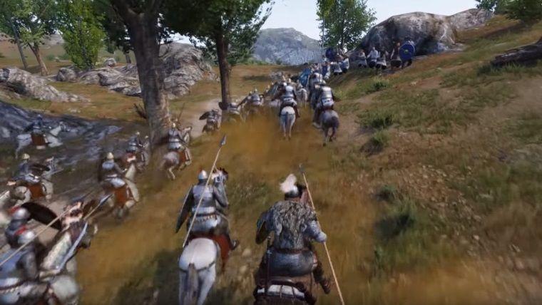 Mount & Blade II: Bannerlord, Gamescom 2018 videosu yayınlandı