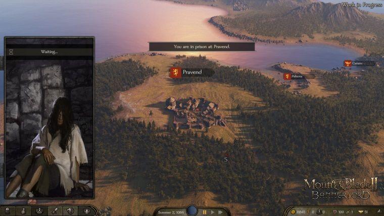 Mount & Blade II: Bannerlord'da suç ve ceza sistemi nasıl olacak?