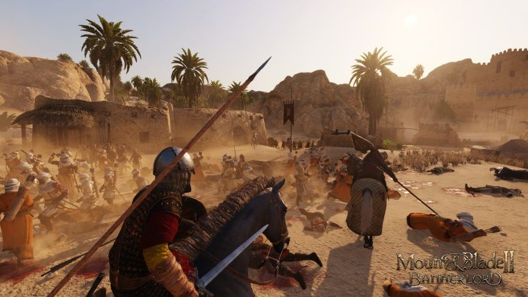 Mount & Blade II: Bannerlord, Gamescom 2019'da oynanabilecek