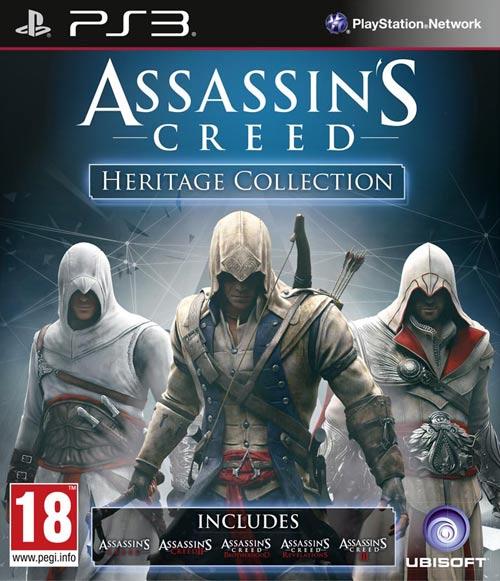 Assassins Creed Heritage Collection ülkemizde de satışta!