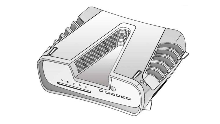 Playstation 5 yapımcı kitine ait tasarım ortaya çıktı
