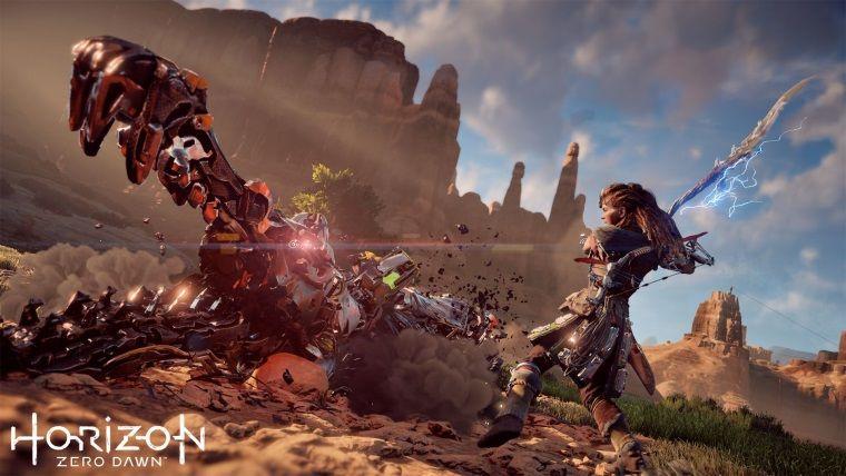 Sony'nin PS5 için açtığı ankette Horizon Zero Dawn 2 birinci oldu