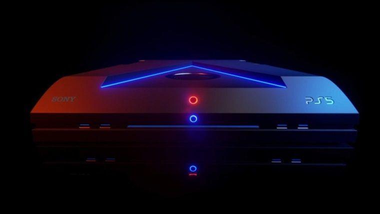 Playstation 5 geliştirici kitine dayanarak yapılan konsept tasarım beğeni topladı