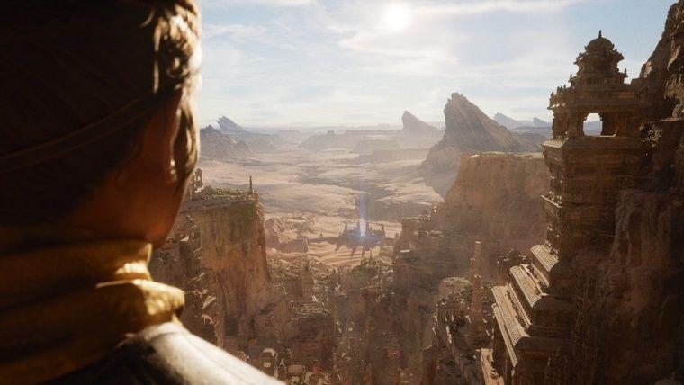 Unreal Engine 5 duyuruldu! PS5'te çalışan teknik demo muazzam duruyor