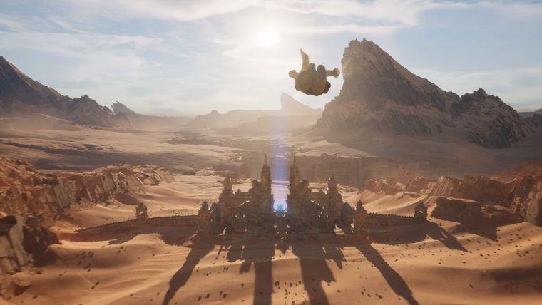 Unreal Engine 5 demosu için RTX 2070 Süper yeterli