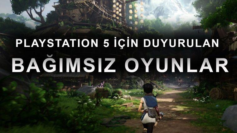PlayStation 5 için çıkacak bağımsız oyunlar ve dengeler üzerine