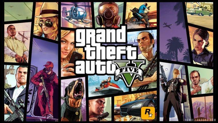 GTA V, PlayStation 5 için duyuruldu