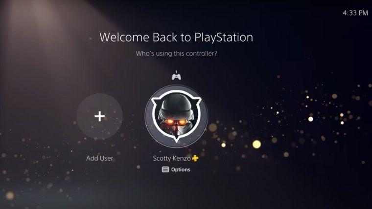 PlayStation 5 kullanıcı arayüzü tanıtıldı