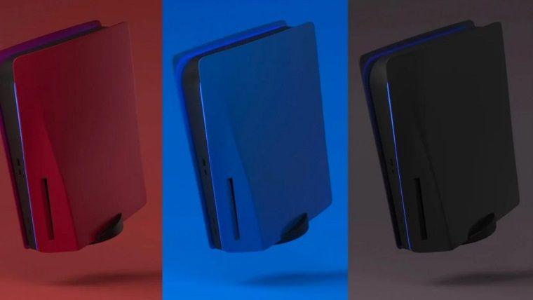 Sony, PS5 için özel kapak üreticilerine yasal engel koydu