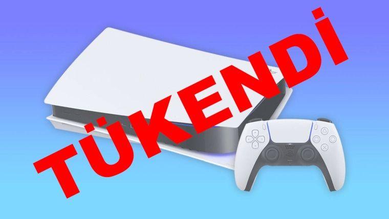 PS5 Dijital Sürüm stokları bu fiyatlara rağmen tükendi