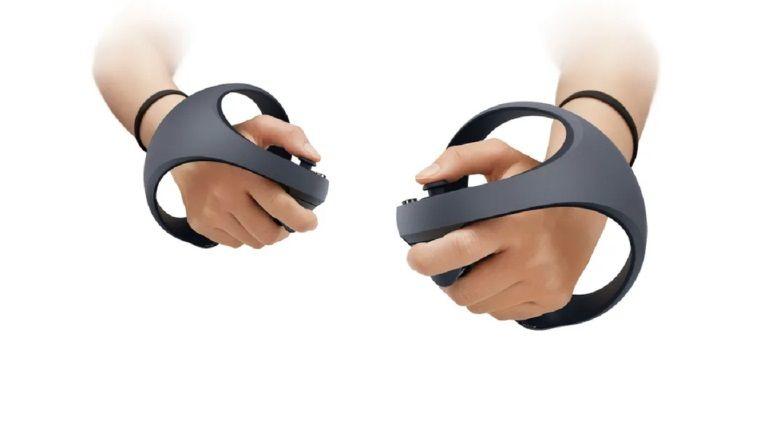 PS5'in yeni nesil PS VR 2 kontrolcüsü için ilk detaylar