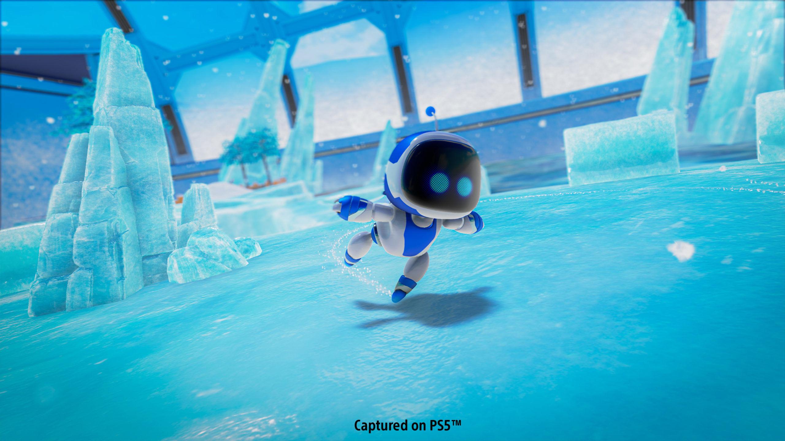 Astro's Playroom oynanış videosu ve ilk inceleme puanları