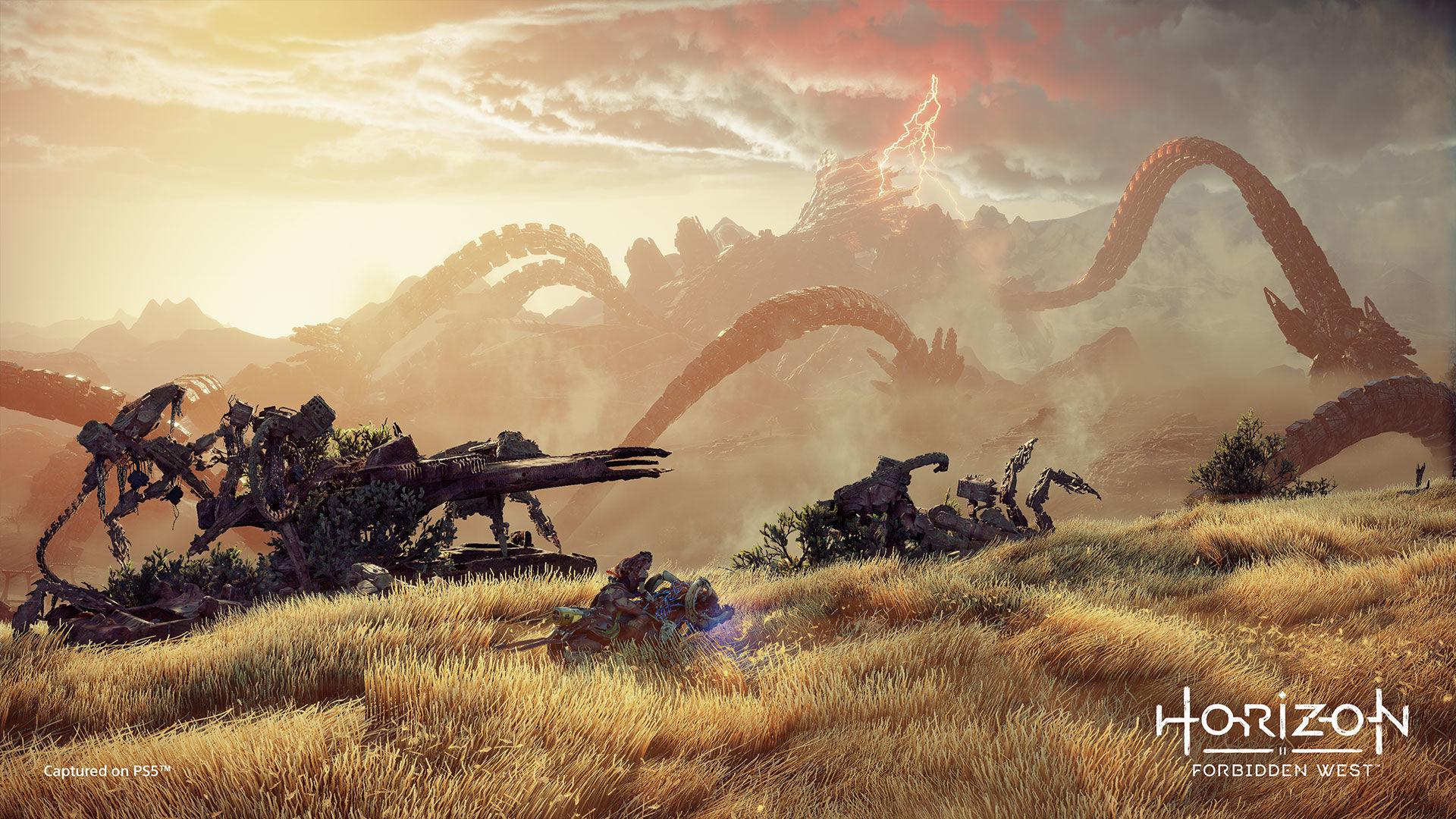 Horizon Forbidden West, PlayStation 5 için duyuruldu