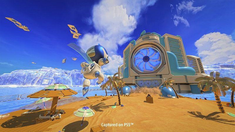 Astro'nun yapımcıları yeni bir PlayStation 5 oyunu geliştiriyor