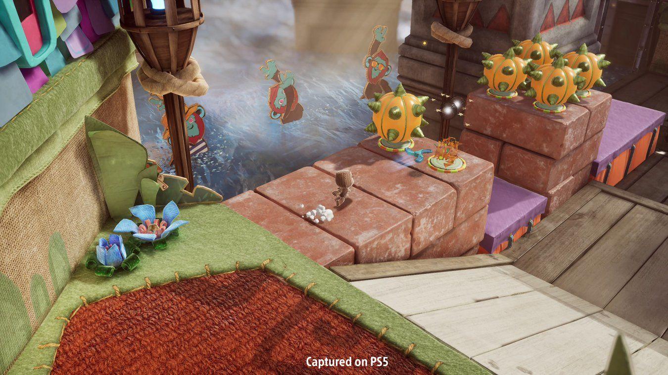 Sackboy: A Big Adventure PS5 için duyuruldu