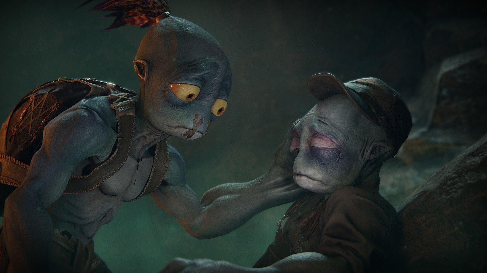 Oddworld: Soulstorm PS4, PS5 ve PC için duyuruldu