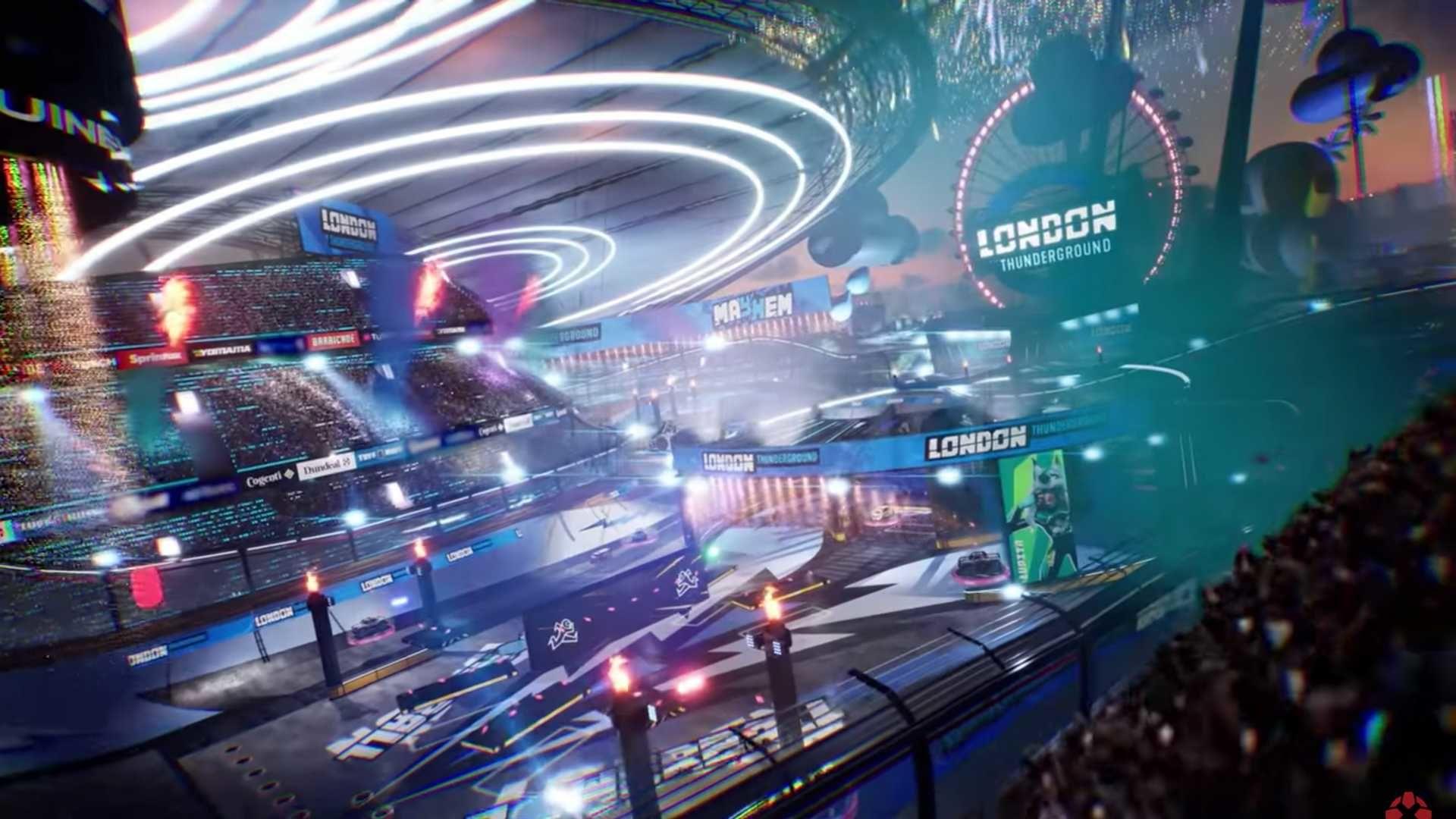 Destruction AllStars, savaş alanına renkli bir görünüm getiriyor