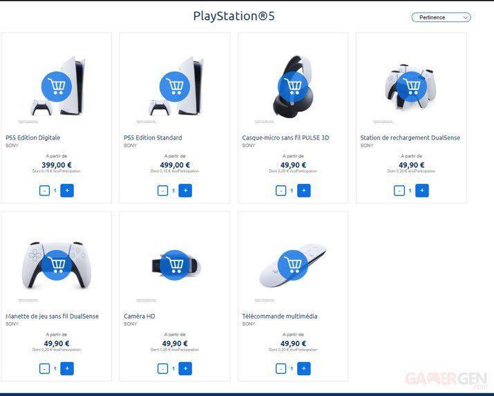 Playstation 5 fiyatı sıdırıldı