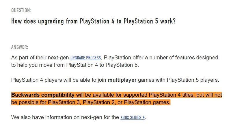 PlayStation 5 geriye uyumluk sisteminden üzücü detay geldi