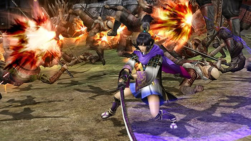 Samurai Warriors 4'ten haber var!