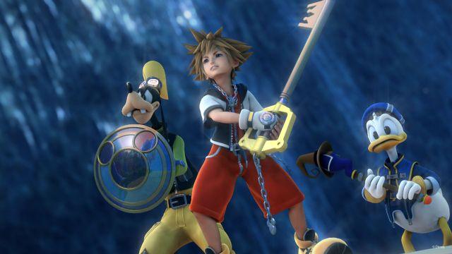 Kingdom Hearts HD 1.5+2.5 Remix'in yeni fragmanı yayınlandı