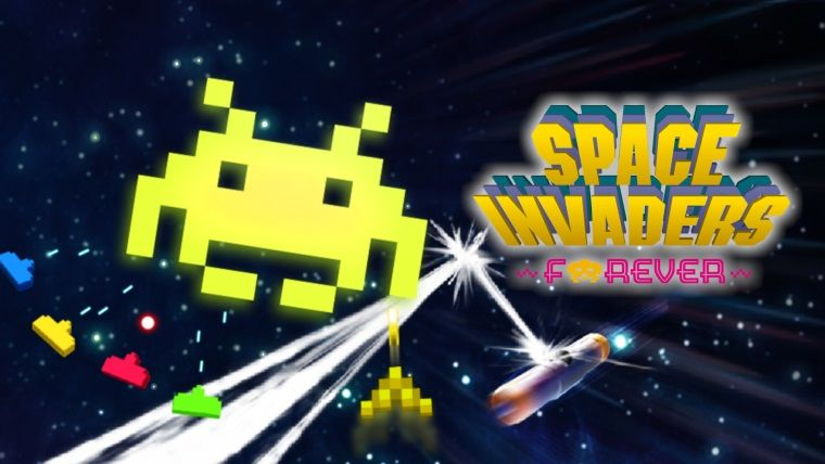Space Invaders Forever Switch İnceleme