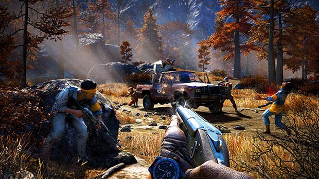 Far Cry 4'ün ilk DLC'si Escape from Durgesh Prison geliyor!